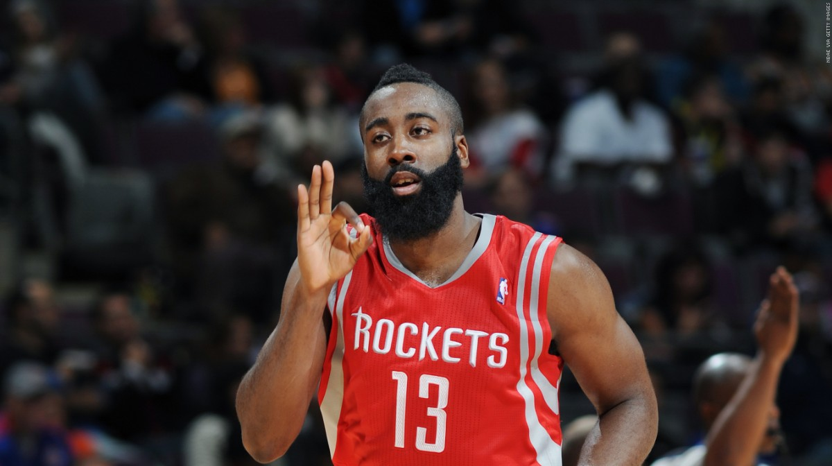 Rockets, Harden