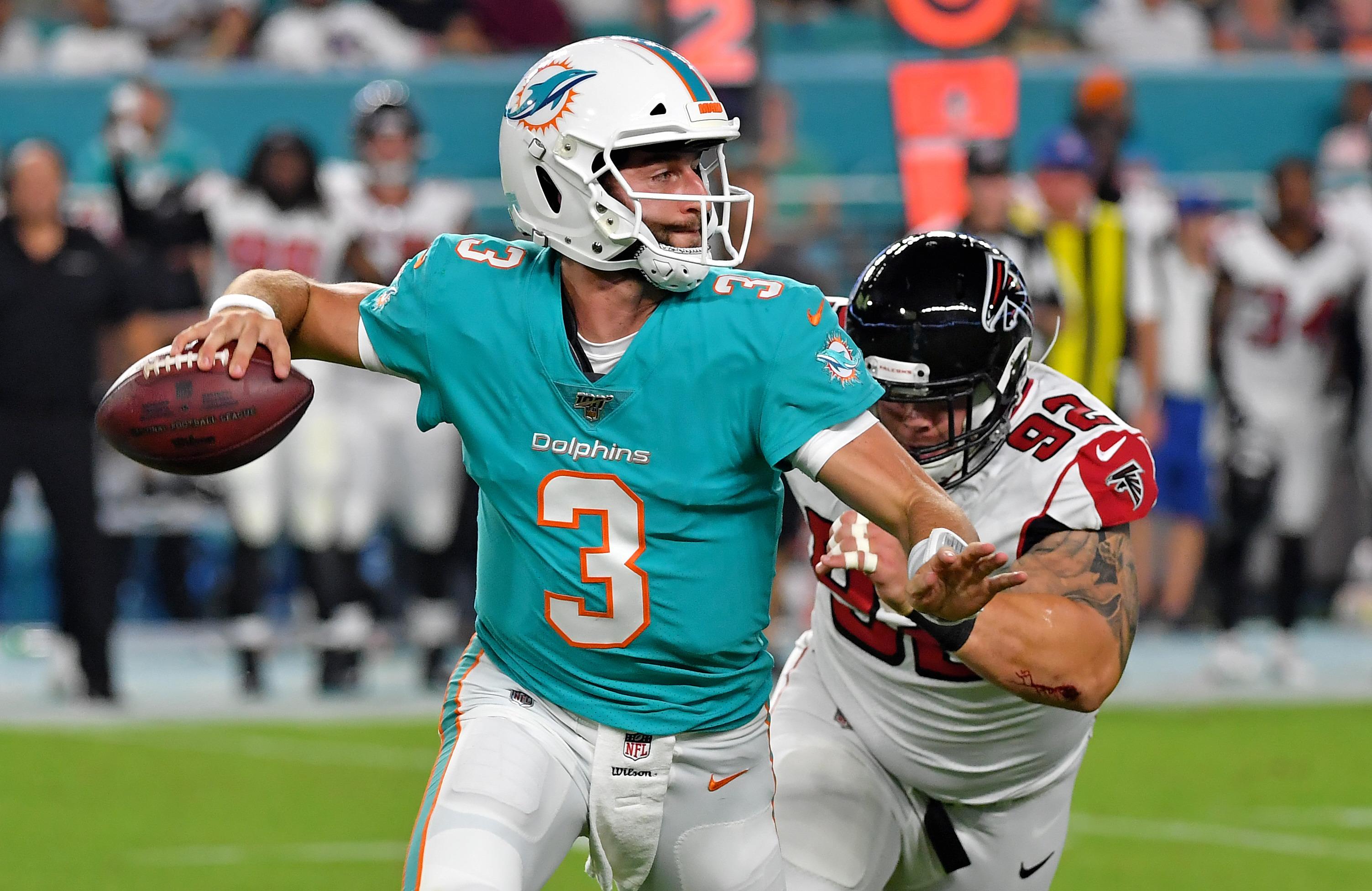 Miami Dolphins: Josh Rosen
