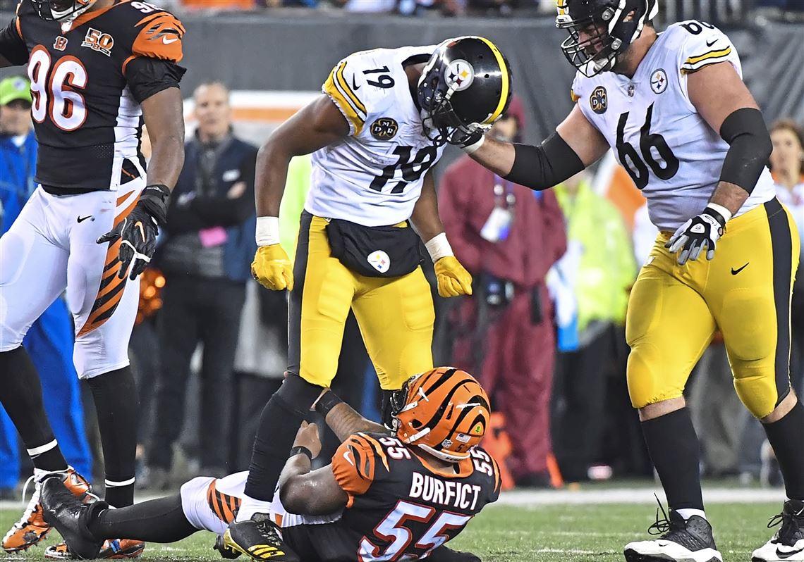 Pittsburgh Steelers: JuJu Smith-Schuster