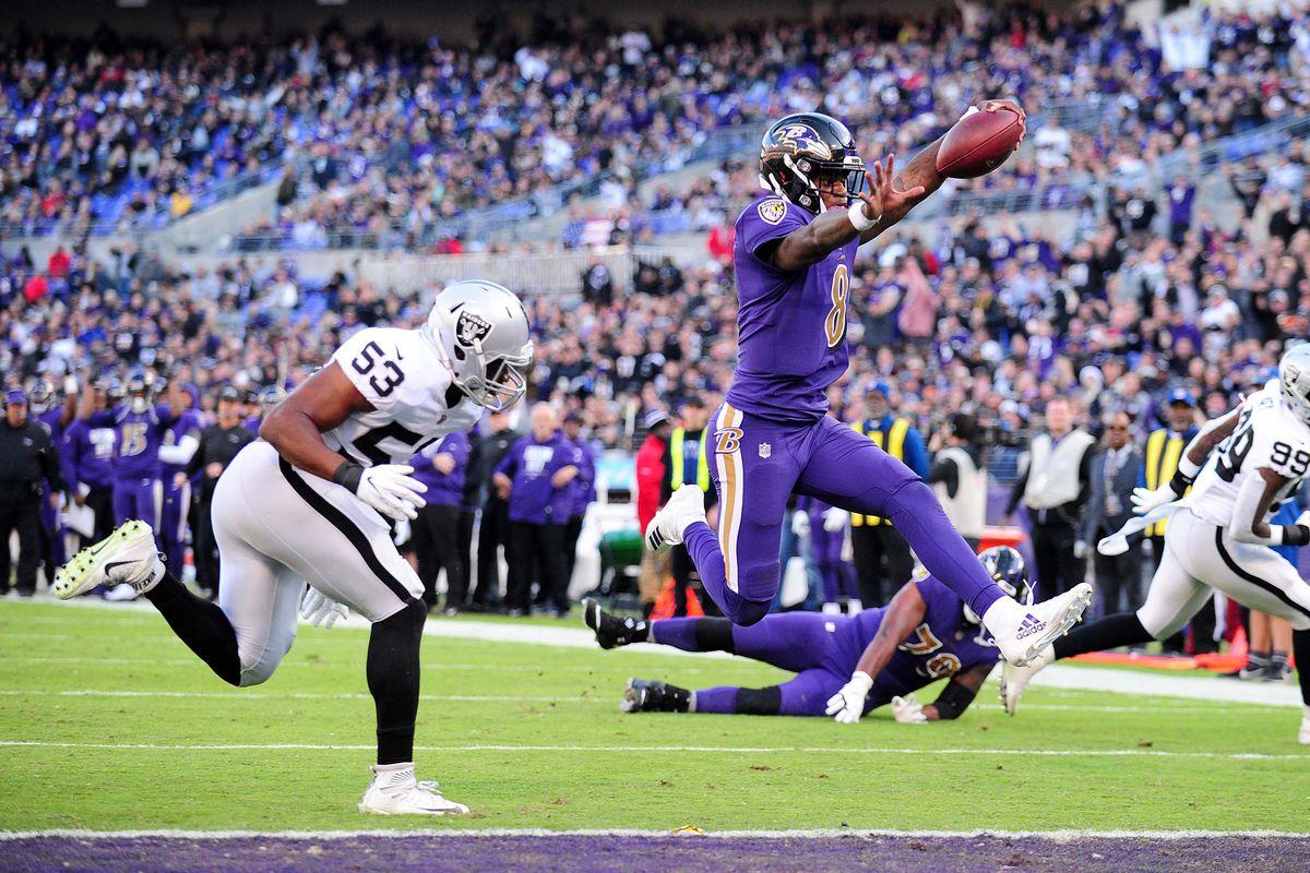 Baltimore Ravens: Lamar Jackson