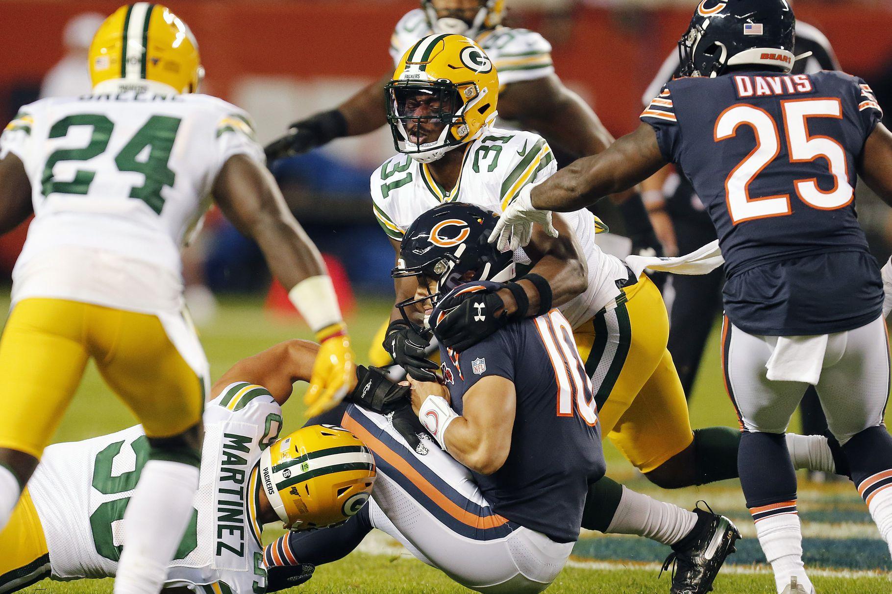 Packers @ Bears