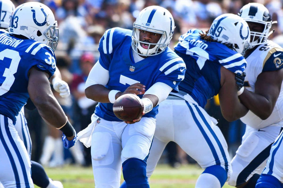 Indianapolis Colts: Jacoby Brissett
