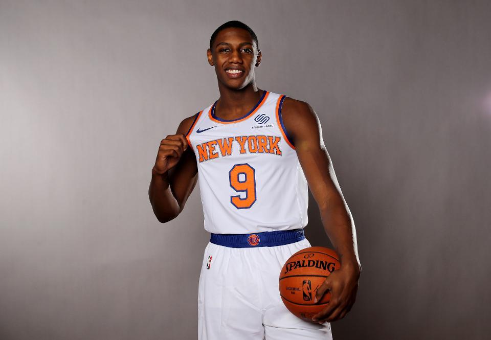 NBA 30-in-30: New York Knicks: geen Zion, wel Barrett in New York