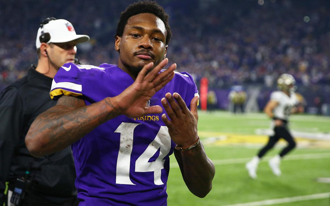 AFC free agency: Stefon Diggs