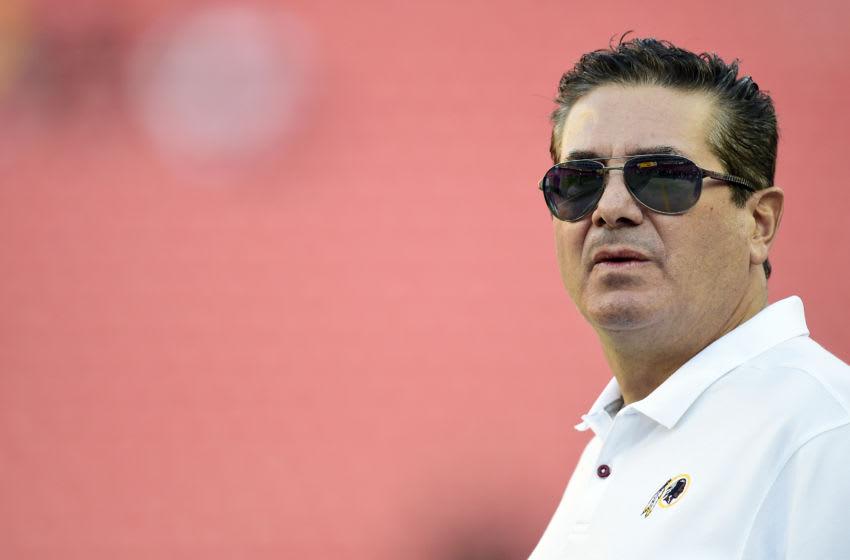 Eigenaar van de Washington Redskins: Dan Snyder