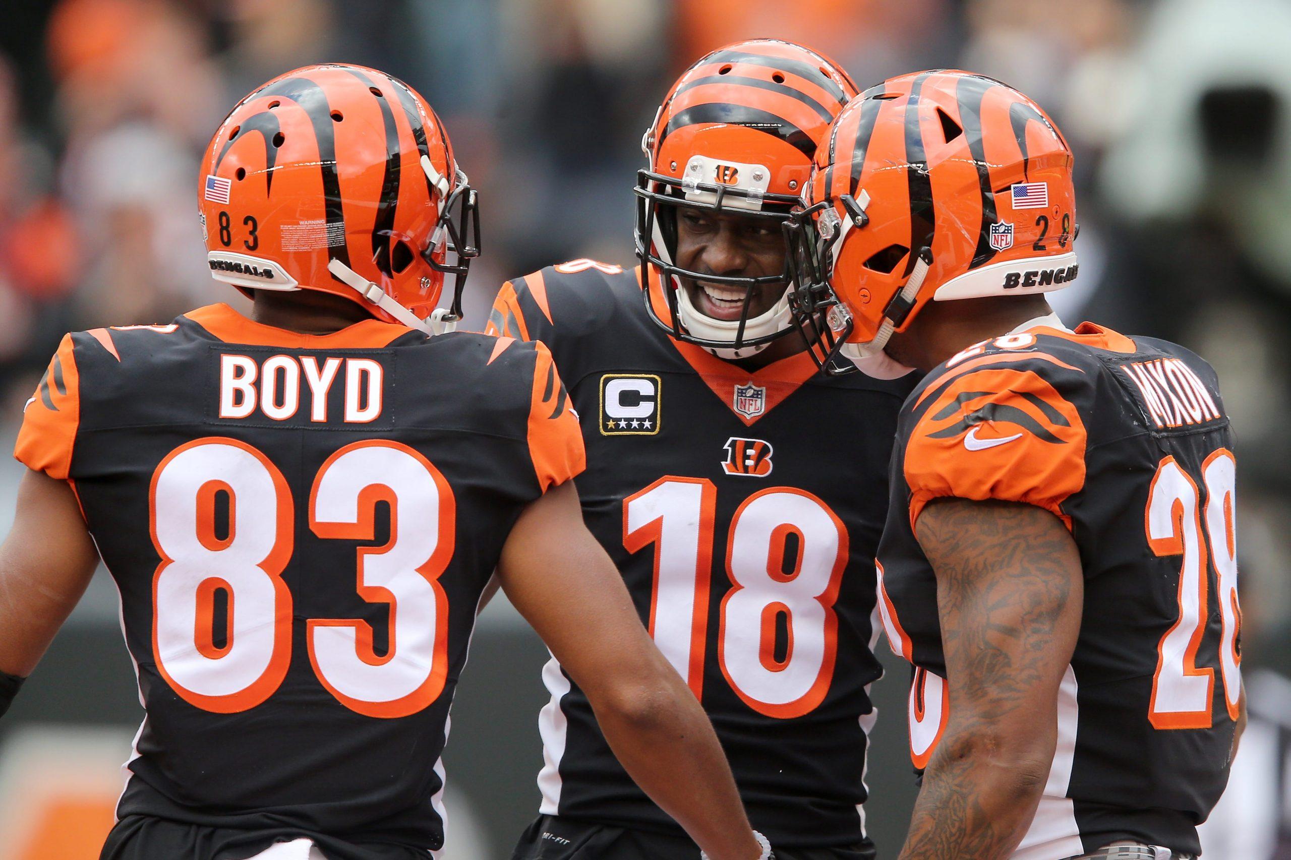 NFL 32-in-32 Cincinnati Bengals preview
