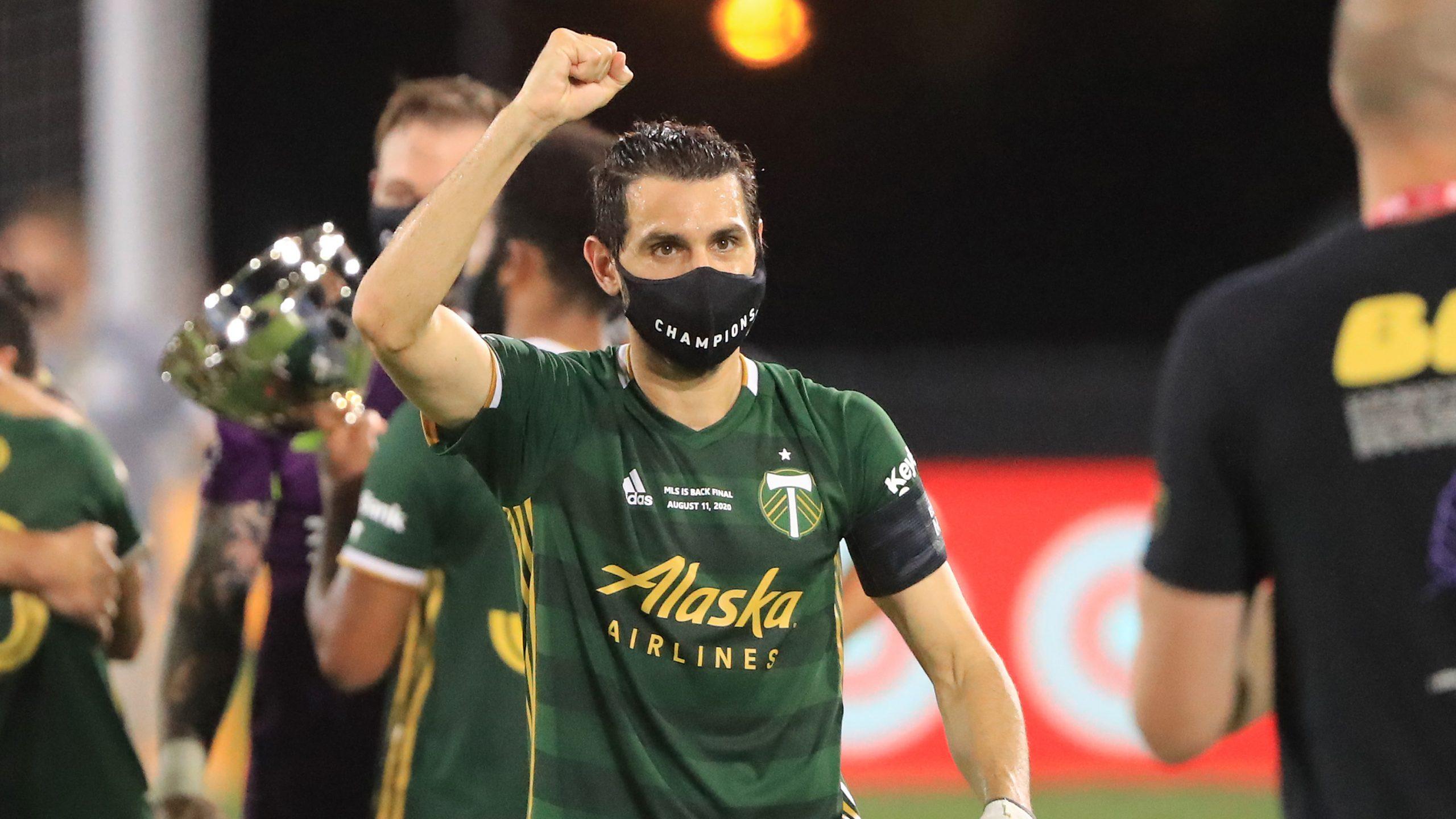 Portland Timbers wint MLS is Back Tournament