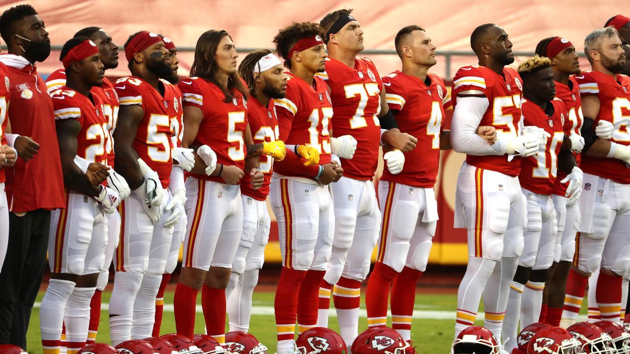 NFL Seizoensopener: Kansas City Chiefs - Houston Texans