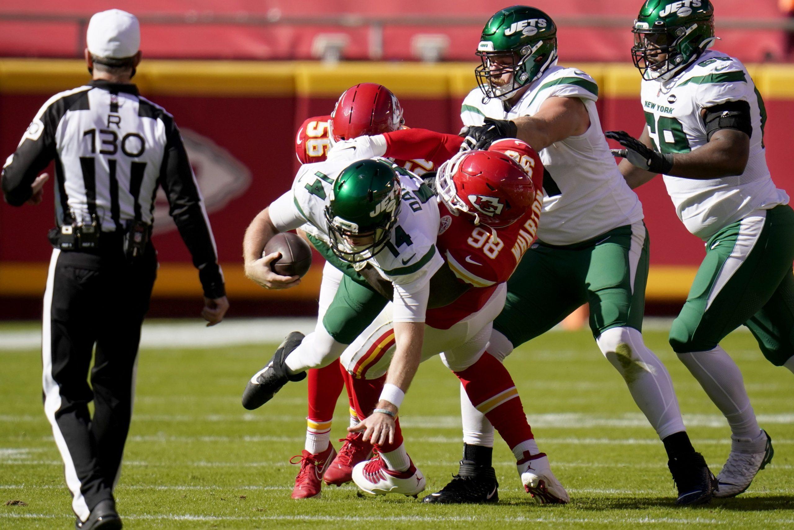 De winloze Jets