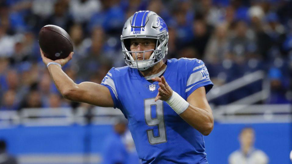 Is Stafford de toekomst van de Lions?